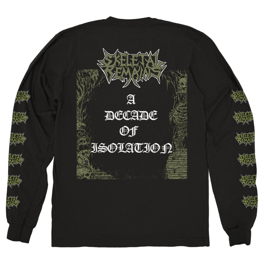 "SKELETAL REMAINS ""Desolate Isolation"" Longsleeve"