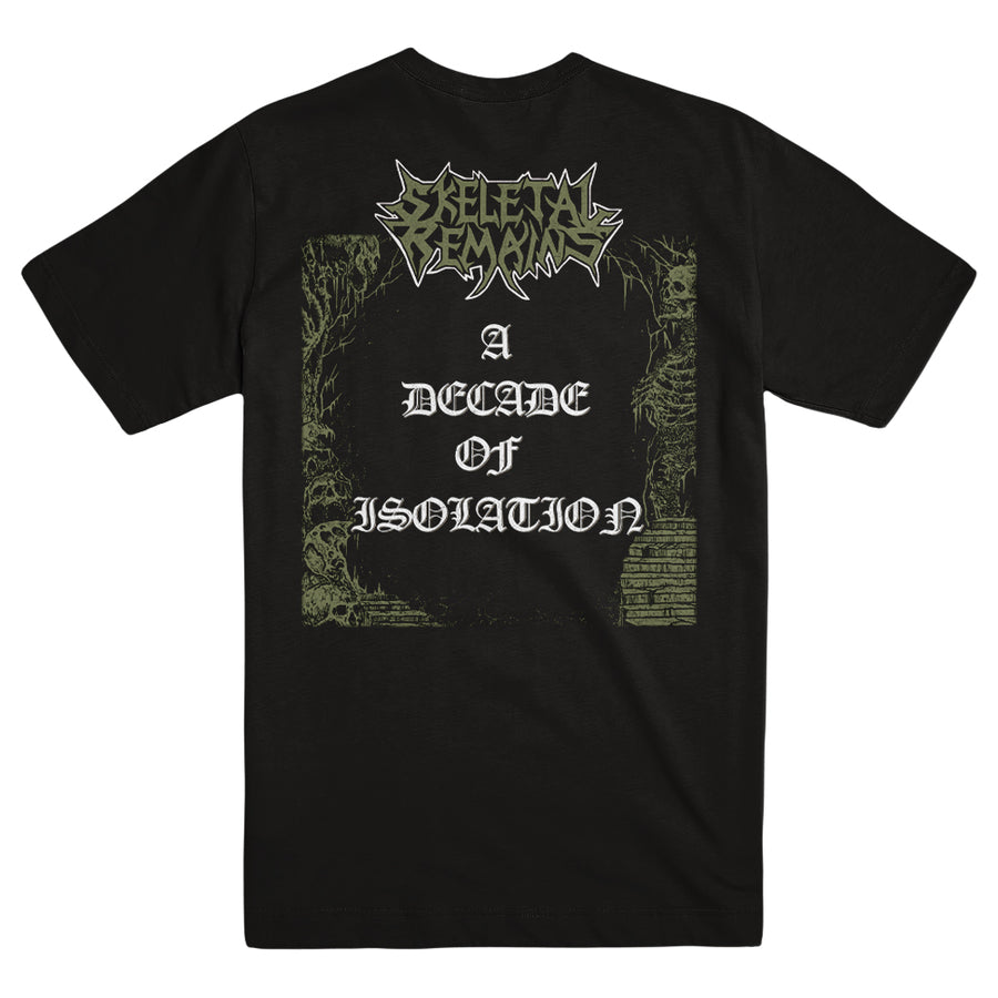 "SKELETAL REMAINS ""Desolate Isolation"" T-Shirt"