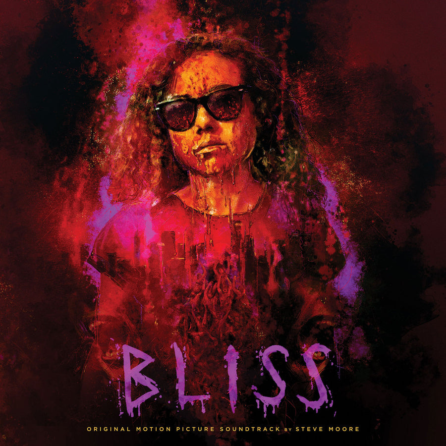 "STEVE MOORE ""Bliss (Original Motion Picture Soundtrack)"" LP"