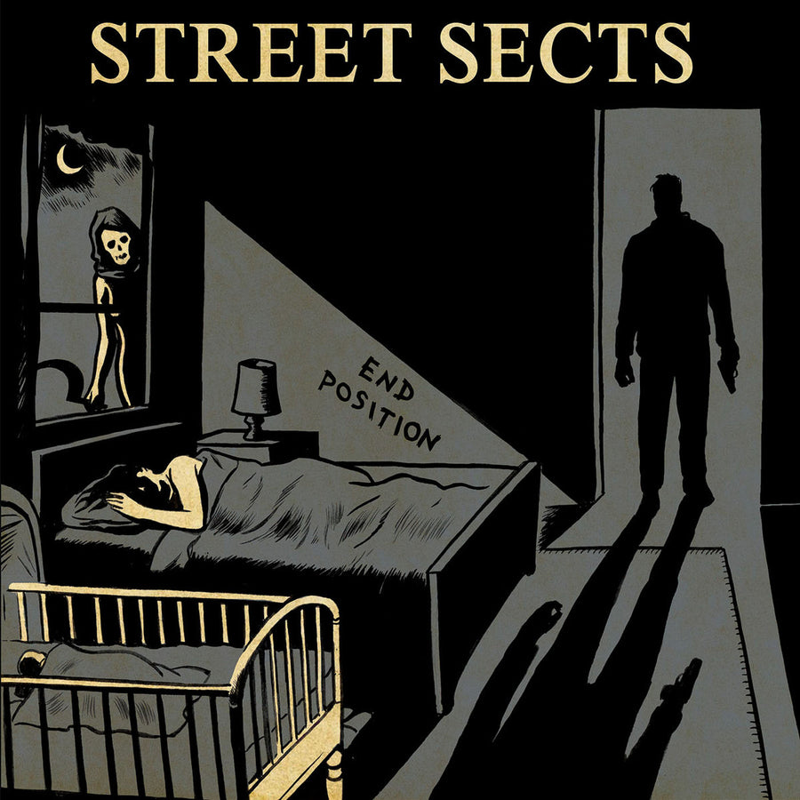 "STREET SECTS ""End Position"" LP"