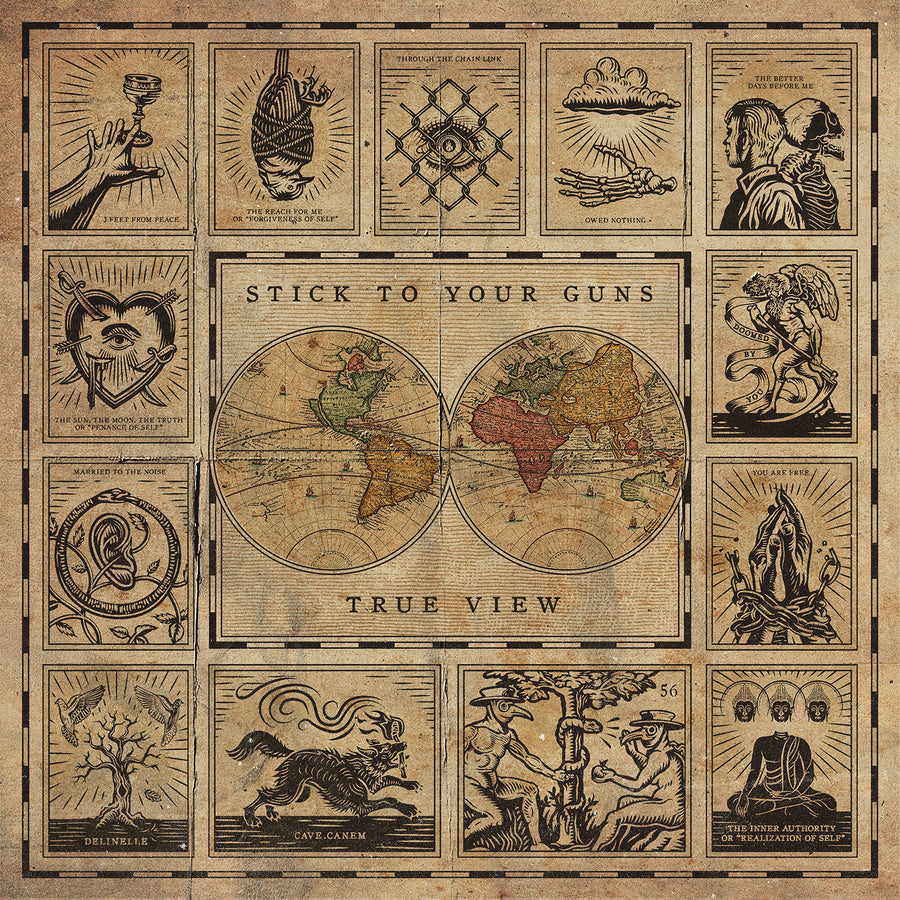 "STICK TO YOUR GUNS ""True View"" Tape"