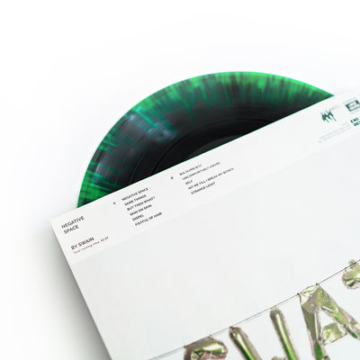 "SWAIN ""Negative Space"" LP"