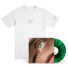"SWAIN ""Negative Space"" LP + T-Shirt Bundle"