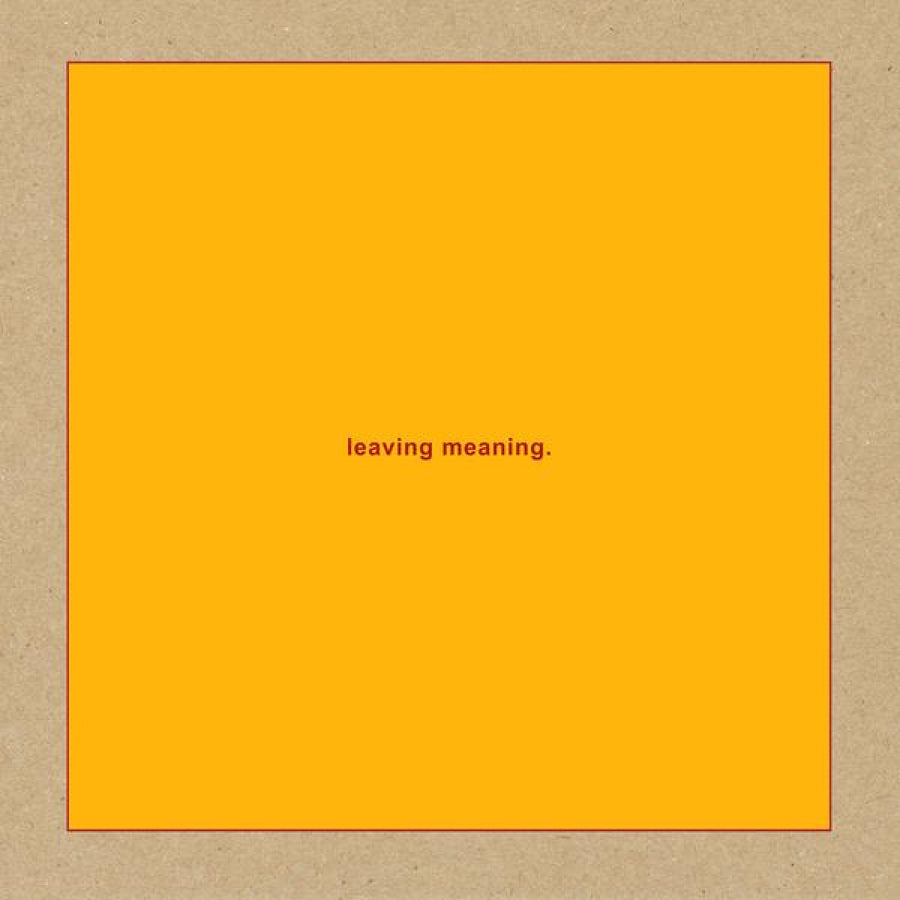 "SWANS ""Leaving Meaning"" 2xCD"