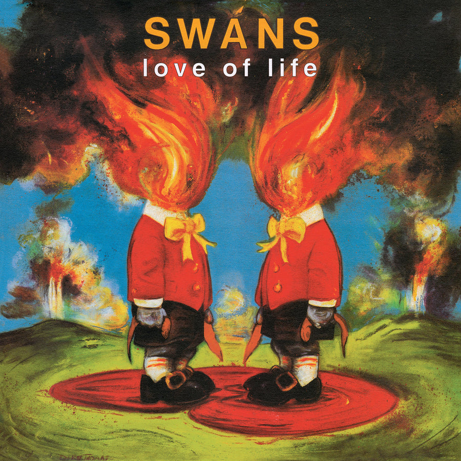 "SWANS ""Love of Life"" LP"
