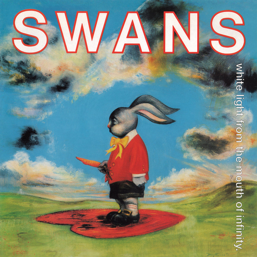 "SWANS ""White Light From The Mouth Of Infinity"" 2xLP"
