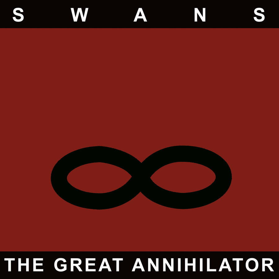"SWANS ""The Great Annihilator"" CD"