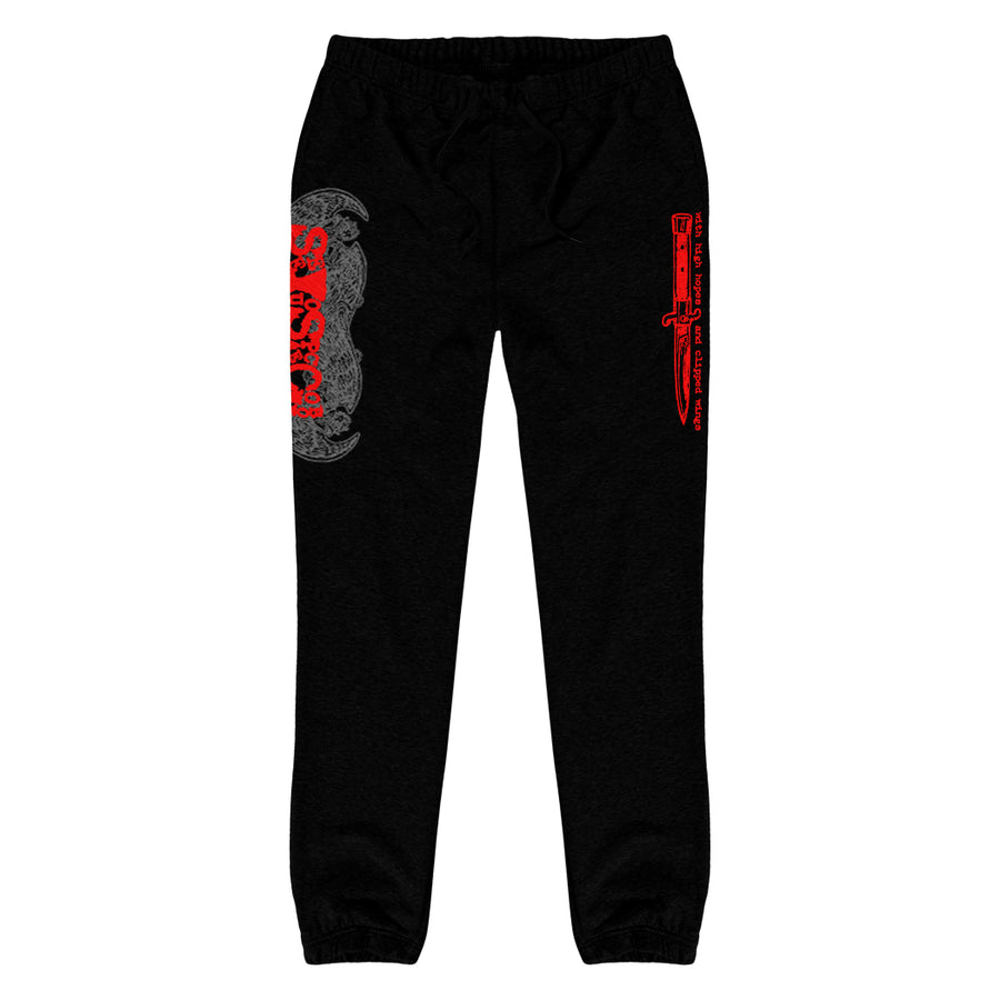 "SEEYOUSPACECOWBOY ""Clipped Wings"" Sweatpants"