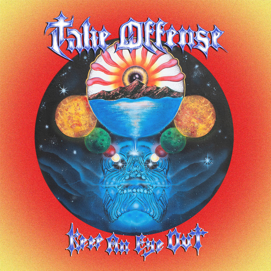"TAKE OFFENSE ""Keep An Eye Out"" LP"