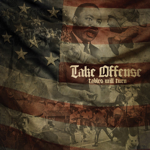 "TAKE OFFENSE ""Tables Will Turn"" LP"