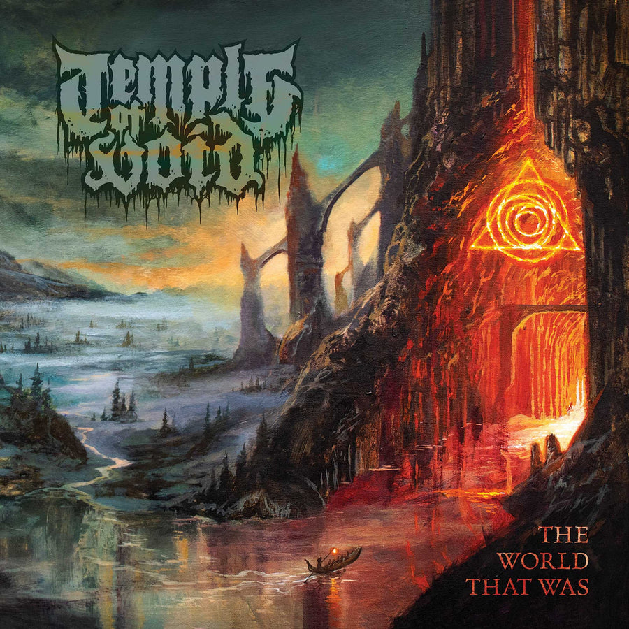 "TEMPLE OF VOID ""The World That Was"" LP"