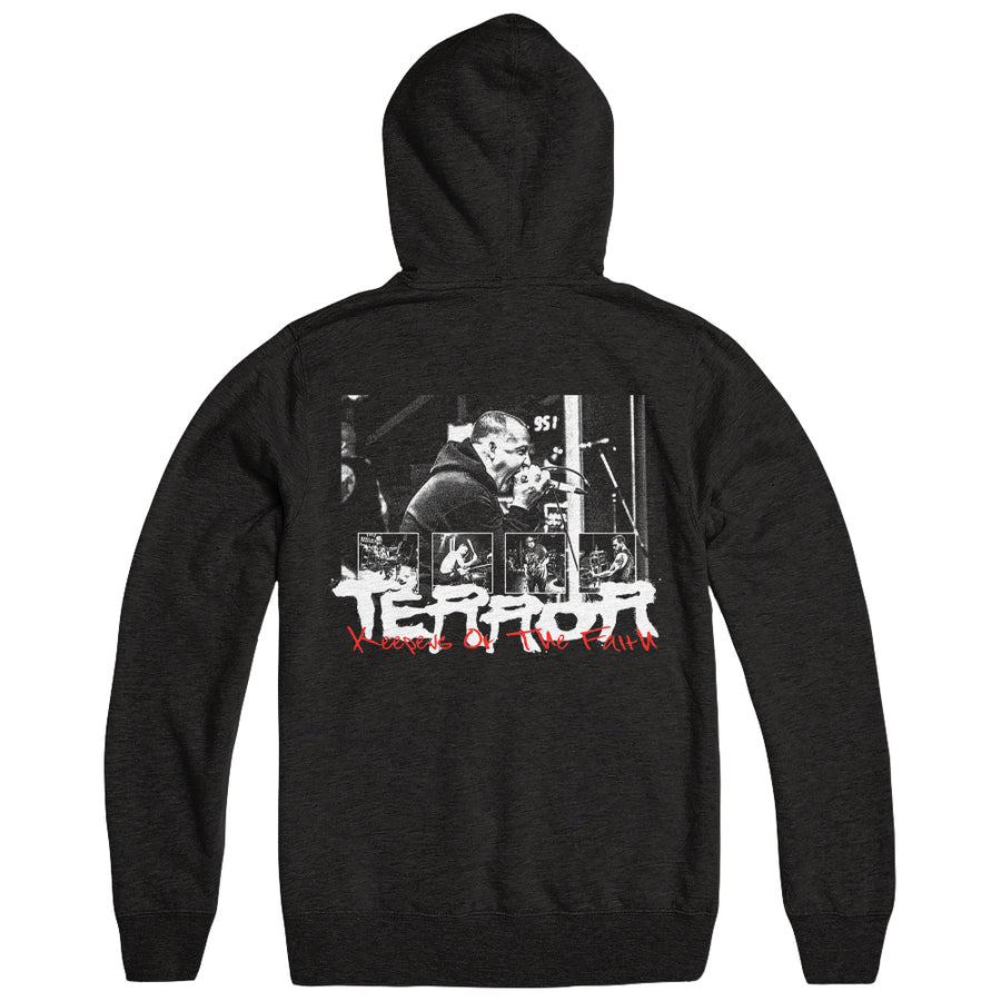 "TERROR ""Keepers Of The Faith"" Hoodie"