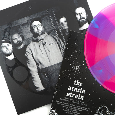"THE ACACIA STRAIN ""It Comes In Waves"" LP"