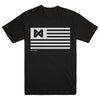 "THE ARMED ""Flag Black"" T-Shirt"
