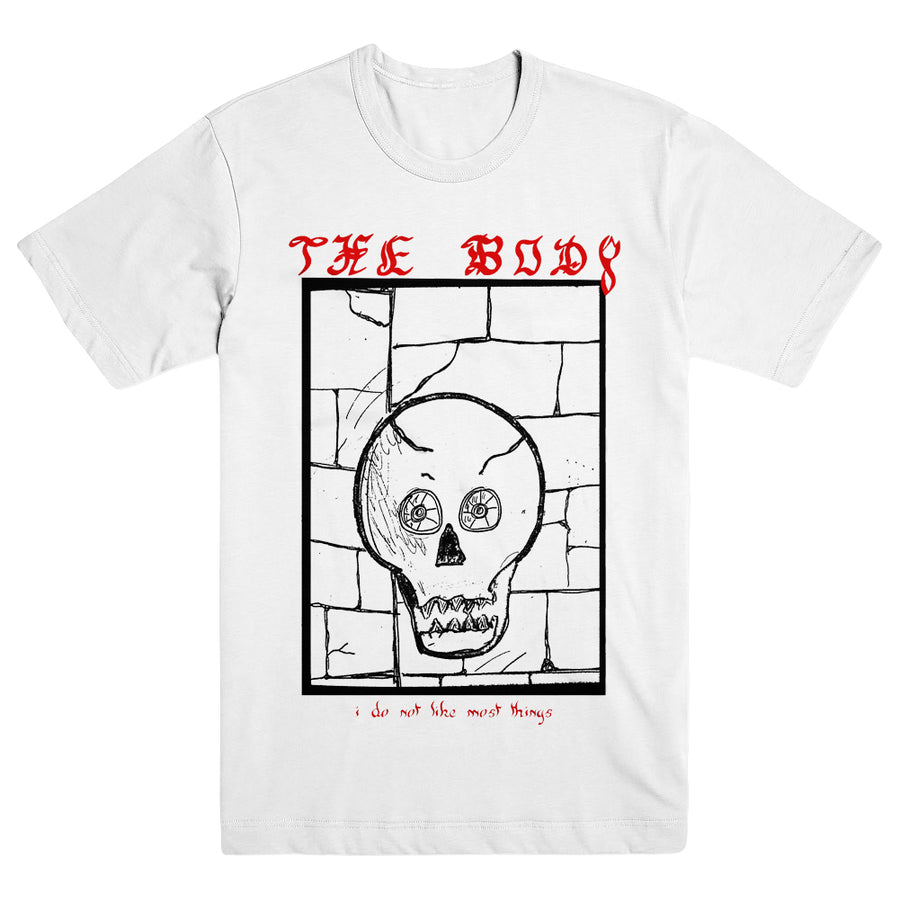 "THE BODY ""Most Things"" T-Shirt"