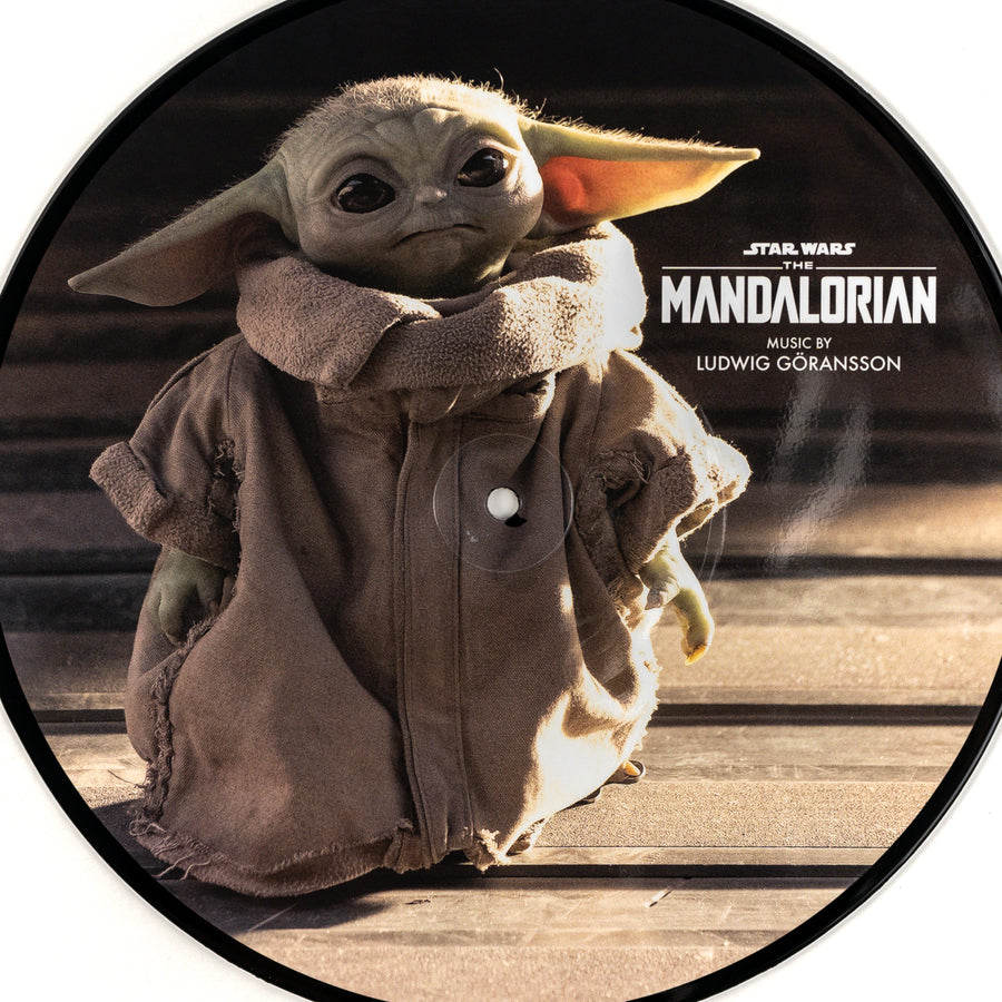 "LUDWIG GORANSSON ""The Mandalorian (Original Soundtrack)"" 10"""