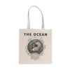"THE OCEAN ""Triassic"" Tote Bag"
