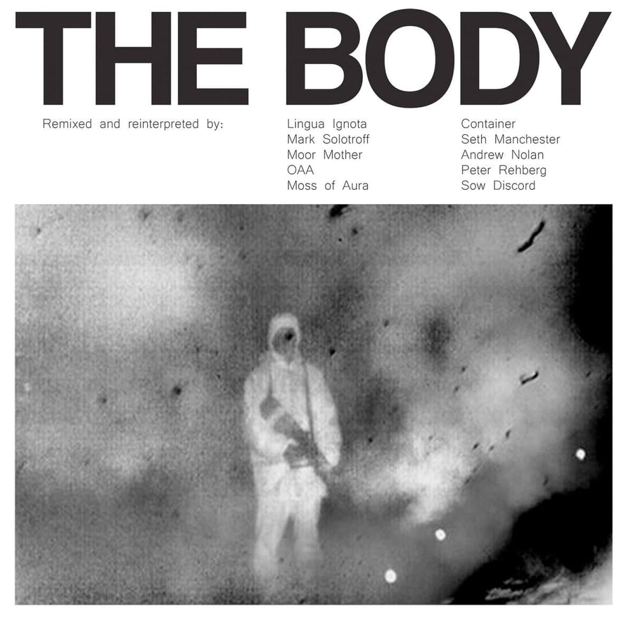 "THE BODY ""Remixed"" 2xLP"