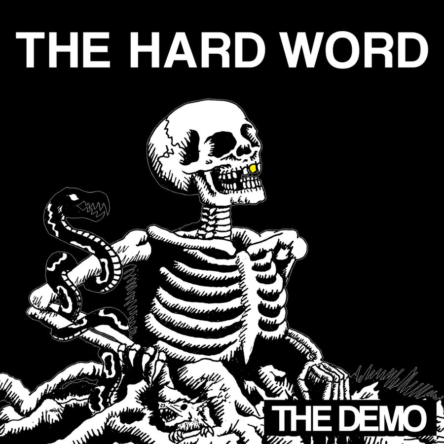 "THE HARD WORD ""The Demo"" Tape"
