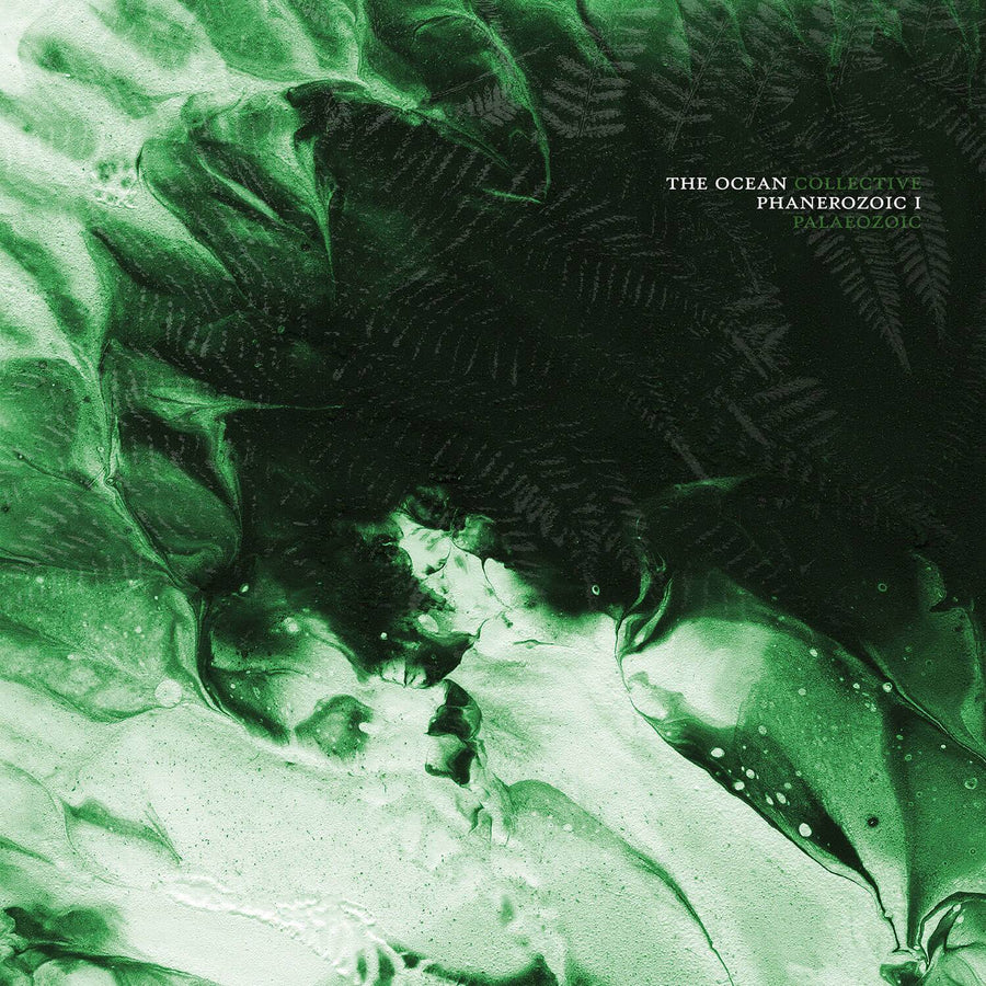 "THE OCEAN ""Phanerozoic I: Paleozoic (Instrumental)"" CD"