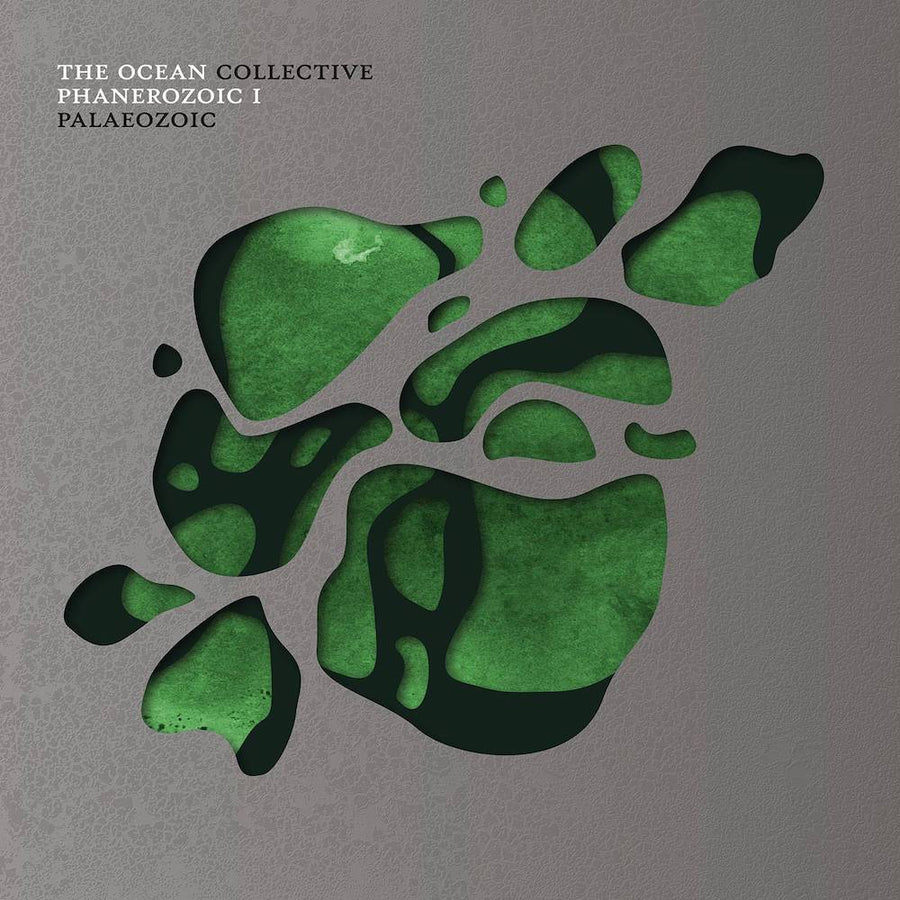 "THE OCEAN ""Phanerozoic I: Paleozoic"" CD"