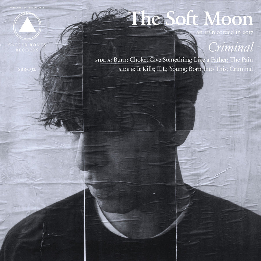 "THE SOFT MOON ""Criminal"" LP"