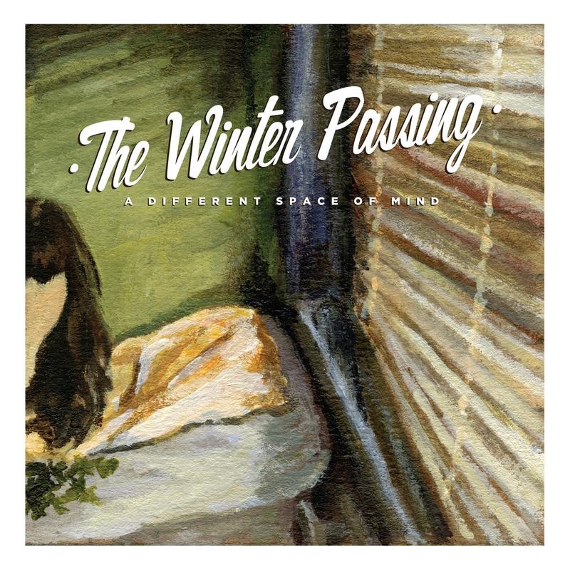 "THE WINTER PASSING ""A Different Space Of Mind"" CD"
