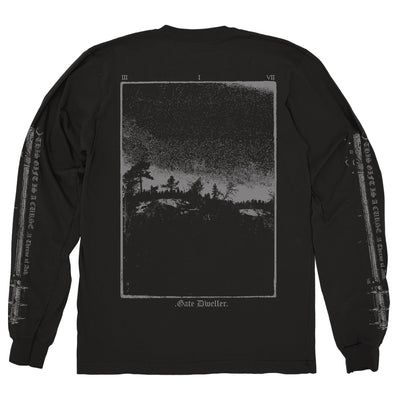 "THIS GIFT IS A CURSE ""Ash"" Longsleeve"