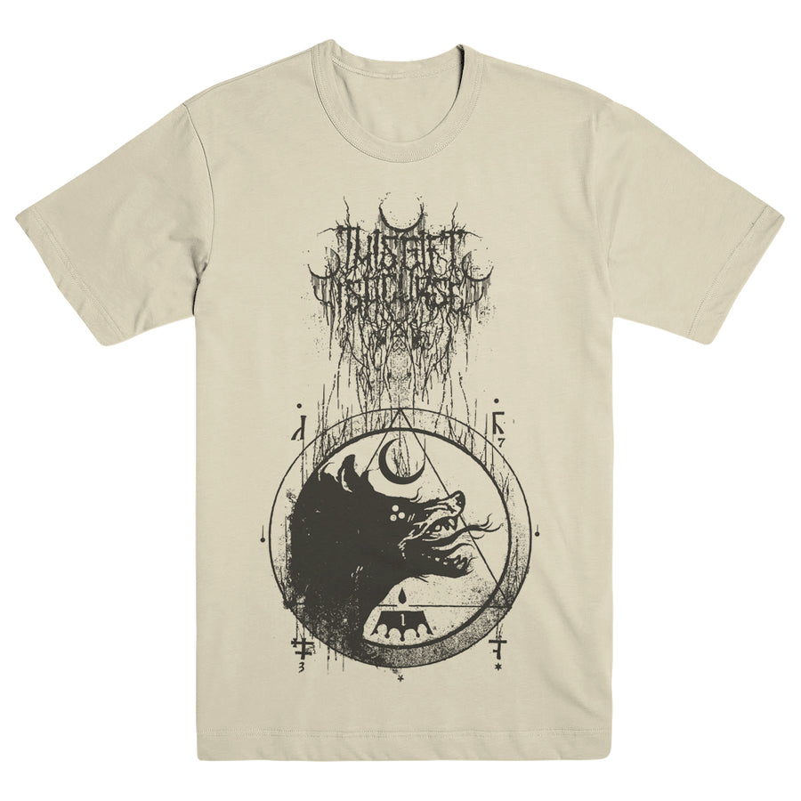 "THIS GIFT IS A CURSE ""Wolvking"" T-Shirt"