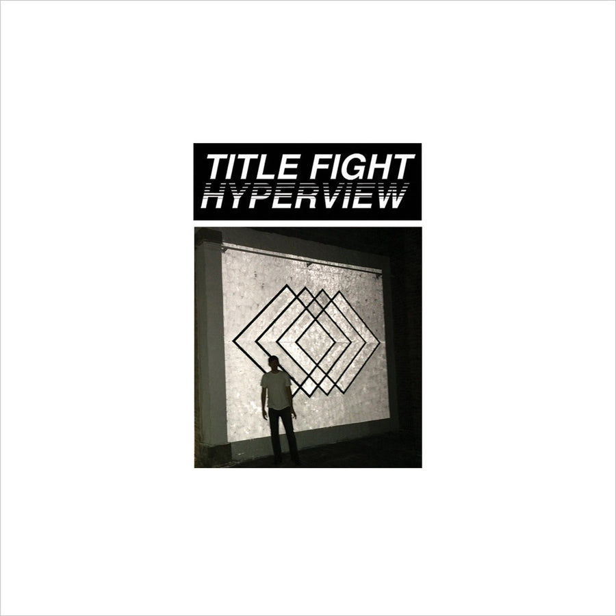 "TITLE FIGHT ""Hyperview"" CD"
