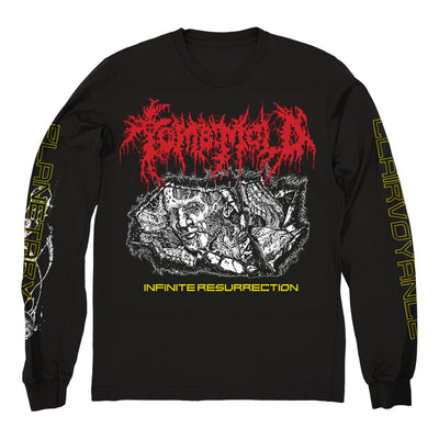 "TOMB MOLD ""Infinite Resurrection"" Longsleeve"