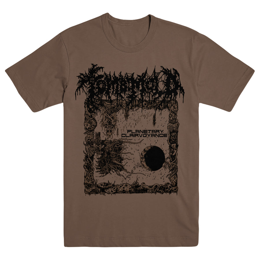 "TOMB MOLD ""Planetary Clairvoyance"" T-Shirt"