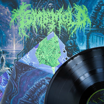 "TOMB MOLD ""Planetory Clairvoyance"" LP"