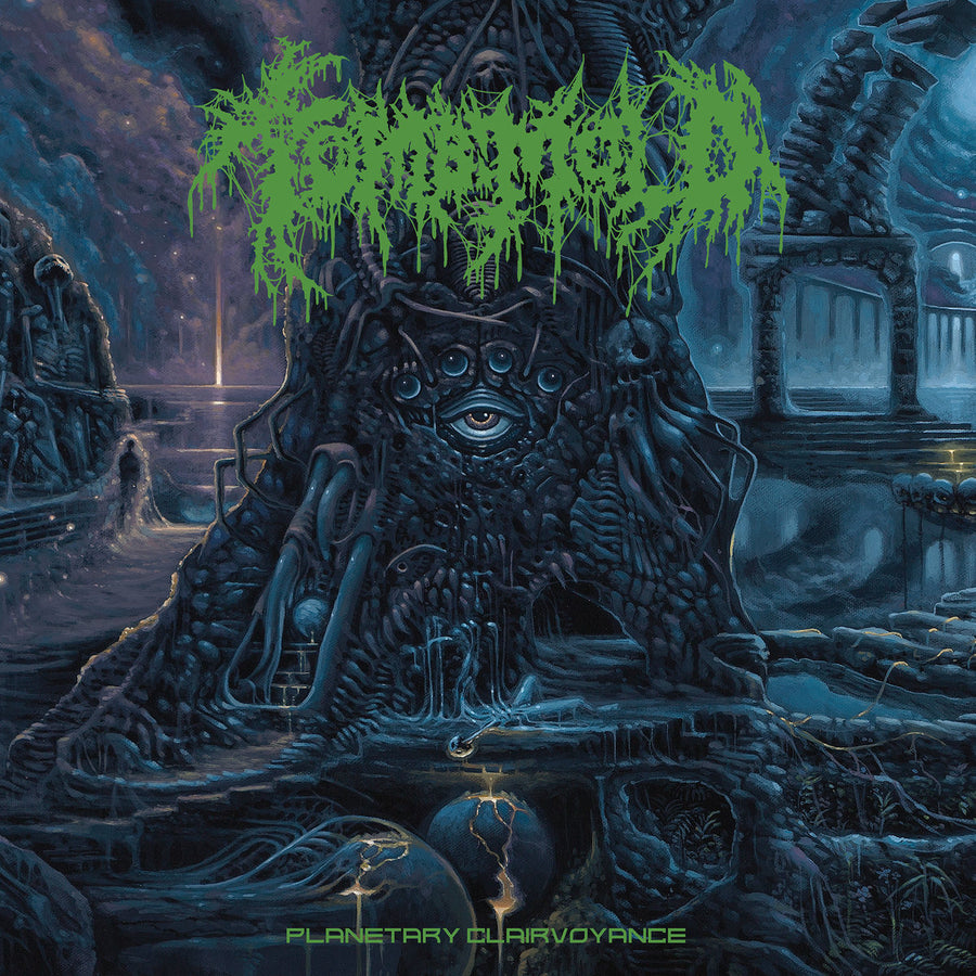"TOMB MOLD ""Planetory Clairvoyance"" CD"