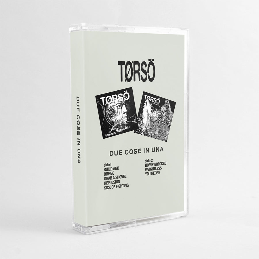 "TØRSÖ ""Due Cose In Una"" Tape"
