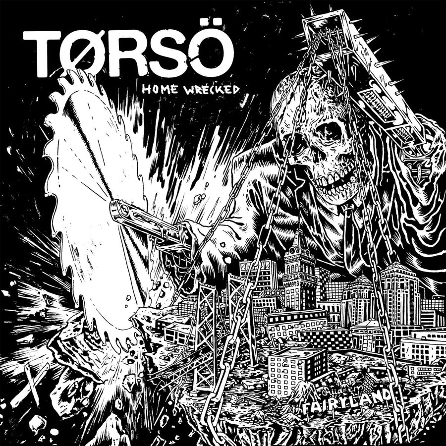 "TØRSÖ ""Home Wrecked"" 7"""