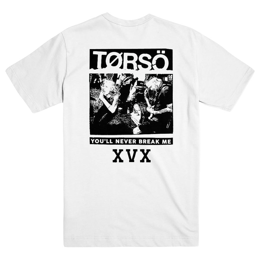 "TØRSÖ ""You'll Never Break Me"" T-Shirt"