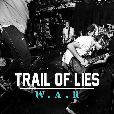 "TRAIL OF LIES ""W.A.R"" LP"