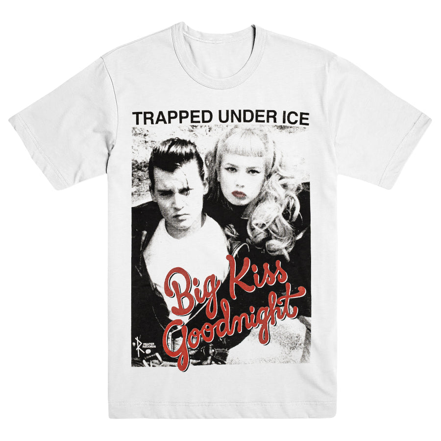 "TRAPPED UNDER ICE ""CryBaby White"" T-Shirt"