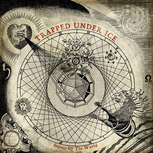 "TRAPPED UNDER ICE ""Secrets Of The World"" LP"