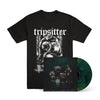 "TRIPSITTER ""The Other Side Of Sadness/Eyeball"" LP + T-Shirt Bundle"