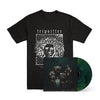 "TRIPSITTER ""The Other Side Of Sadness/Medusa"" LP + T-Shirt Bundle"