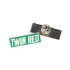 "TWIN RED ""Album Logo"" Enamel Pin"