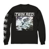 "TWIN RED ""Eyes"" Longsleeve"