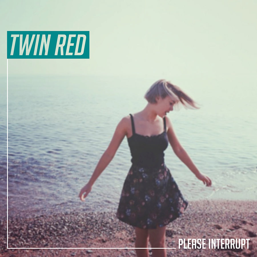 "TWIN RED ""Please Interrupt"" CD"