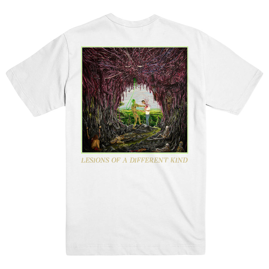 "UNDEATH ""Lesions Of A Different Kind"" T-Shirt"