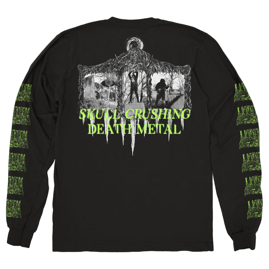 "UNDEATH ""Lesions Of A Different Kind"" Longsleeve"