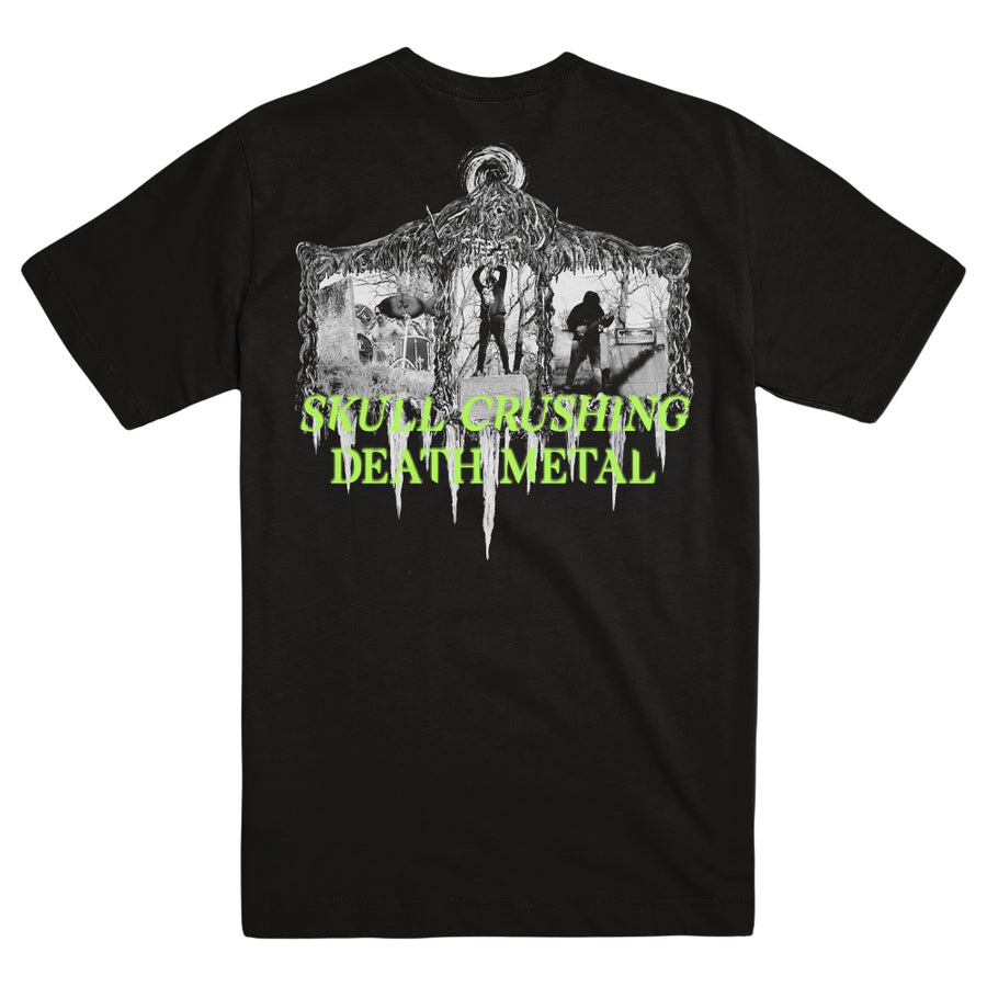"UNDEATH ""Skull Crushing Death Metal"" T-Shirt"