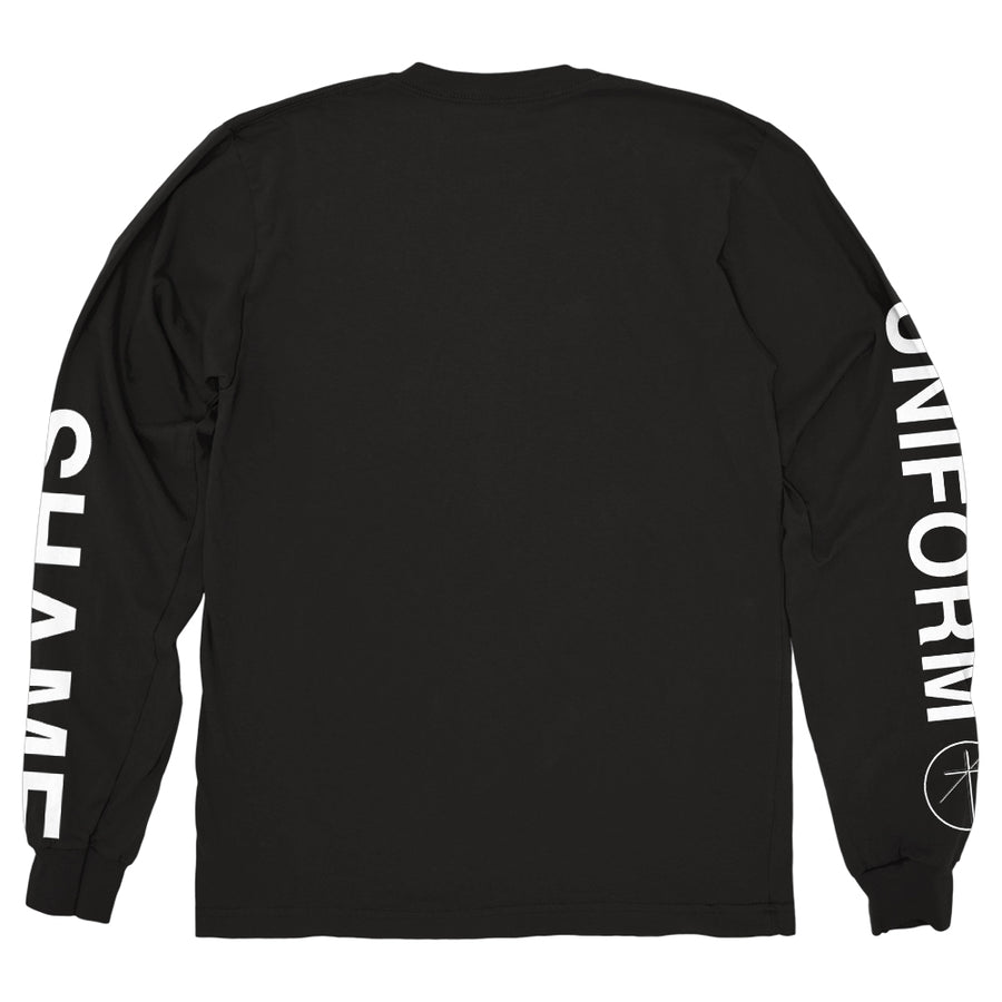 "UNIFORM ""Everything I Fear"" Longsleeve"