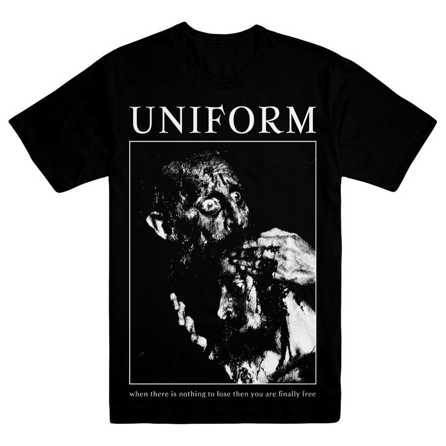 "UNIFORM ""Nothing To Lose"" T-Shirt"